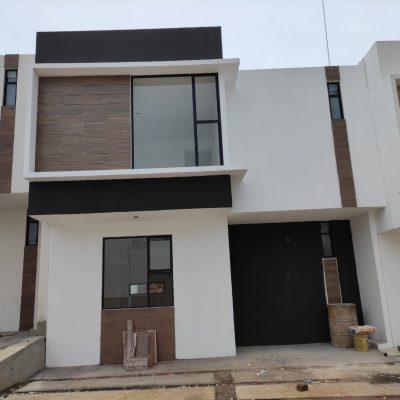 Casa en Venta Mod.S14A en Privado Lartesí, Altozano, Morelia.
