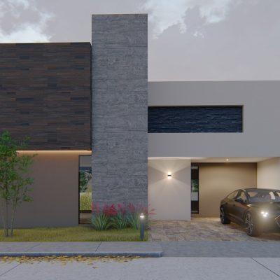 Casa nueva en preventa en el fraccionamiento Paseo del Parque, Tres Marías. 317