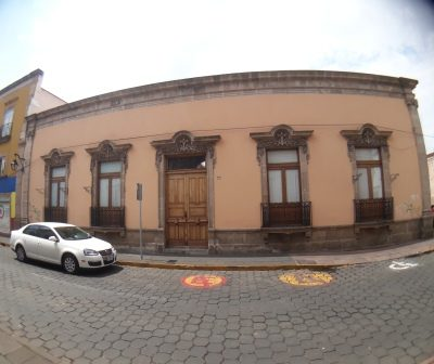 Casa en renta Centro Histórico, Morelia