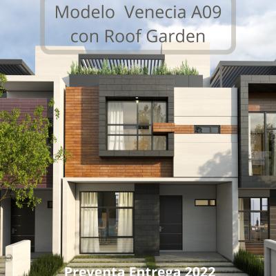 Casa en Preventa lartesi, mod. Venecia A09R.
