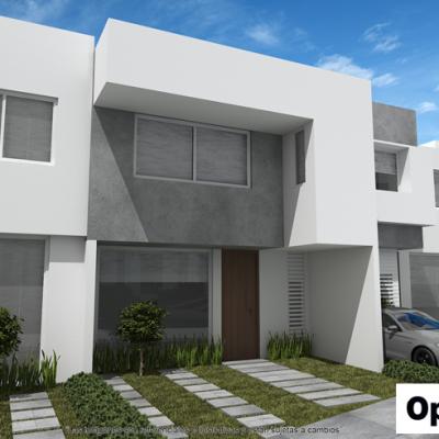Casa modelo Alondra en venta en Fraccionamiento Privado Albatros, Morelia.