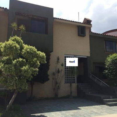 Hermosa casa en renta en residencial Los Eucaliptos.