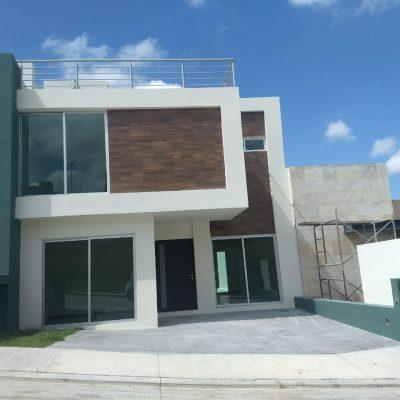 Casa en venta en Paseo del Parque Tres Marías, Morelia.