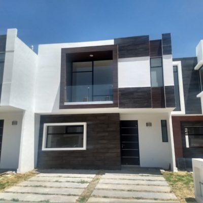 Casa modelo A10A en Venta en Lartesí, Altozano, Morelia.