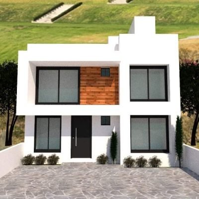 Casa en Preventa en Paseo del Parque, Tres Marías, Morelia.